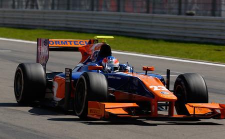 Jon Lancaster Nürburgring 2013 GP2