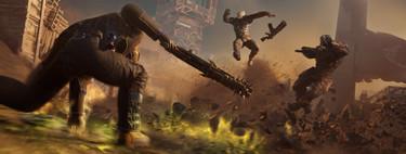 Hemos jugado a Outriders, el giro hacia el looter-shooter de los creadores de Bulletstorm