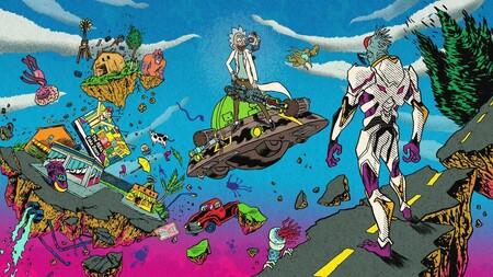 Dónde están los artefactos alienígena de la semana 6 en el mapa de Fortnite Temporada 7