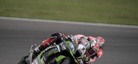 """Jonathan Rea: """"Me cansó mi tiempo en Honda. Ahora no me planteo correr con otra moto que no sea Kawasaki"""""""