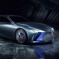 Lexus LS+ Concept, una muestra más del futuro que nos espera