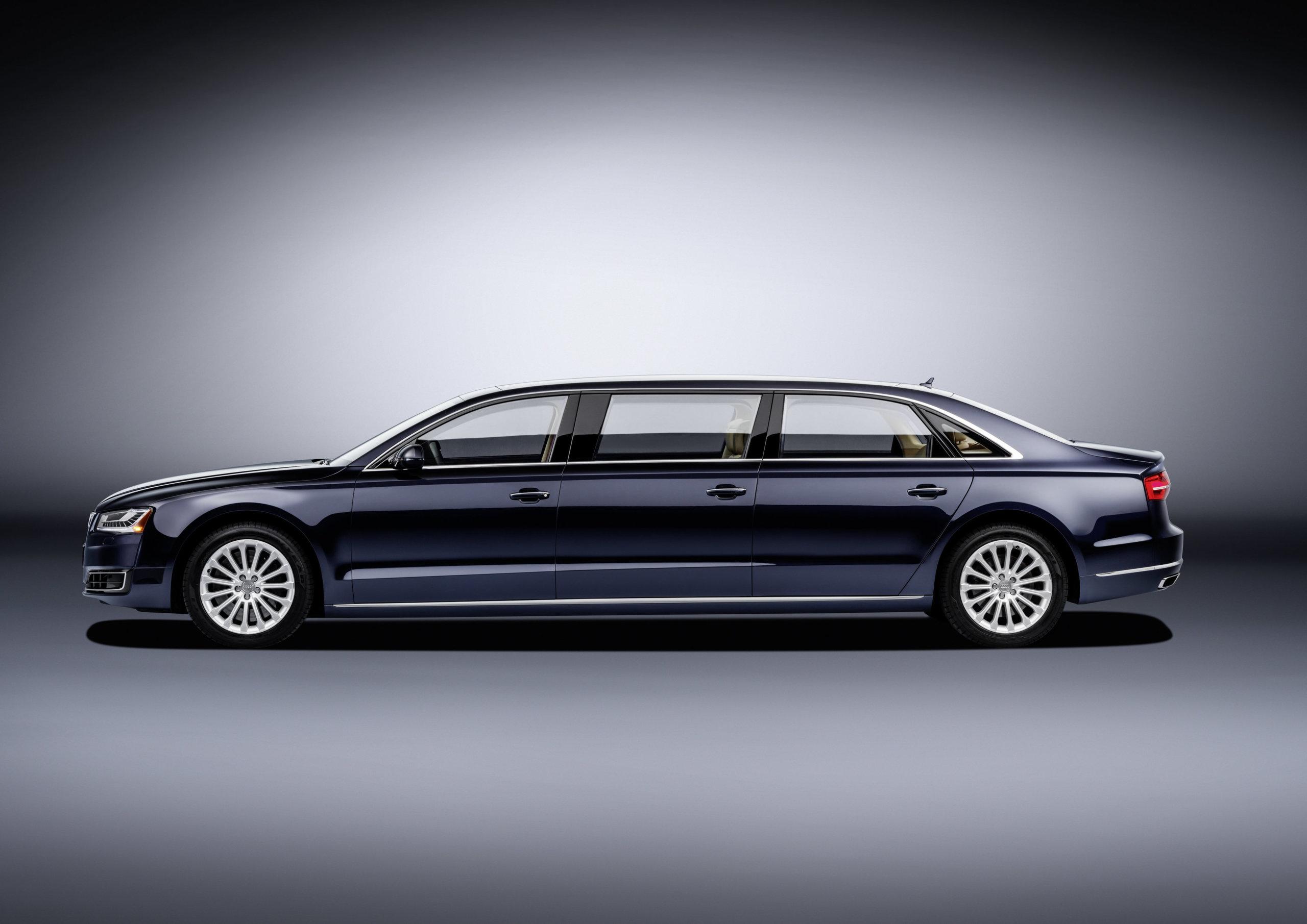 Foto de Audi A8 L extended (6/12)