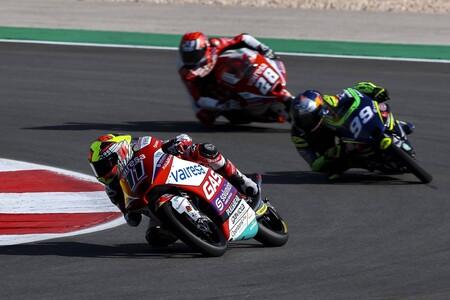 Sergio Garcia Portugal Moto3 2021