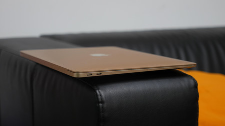 MacBook Air 2018 diseño en cuña
