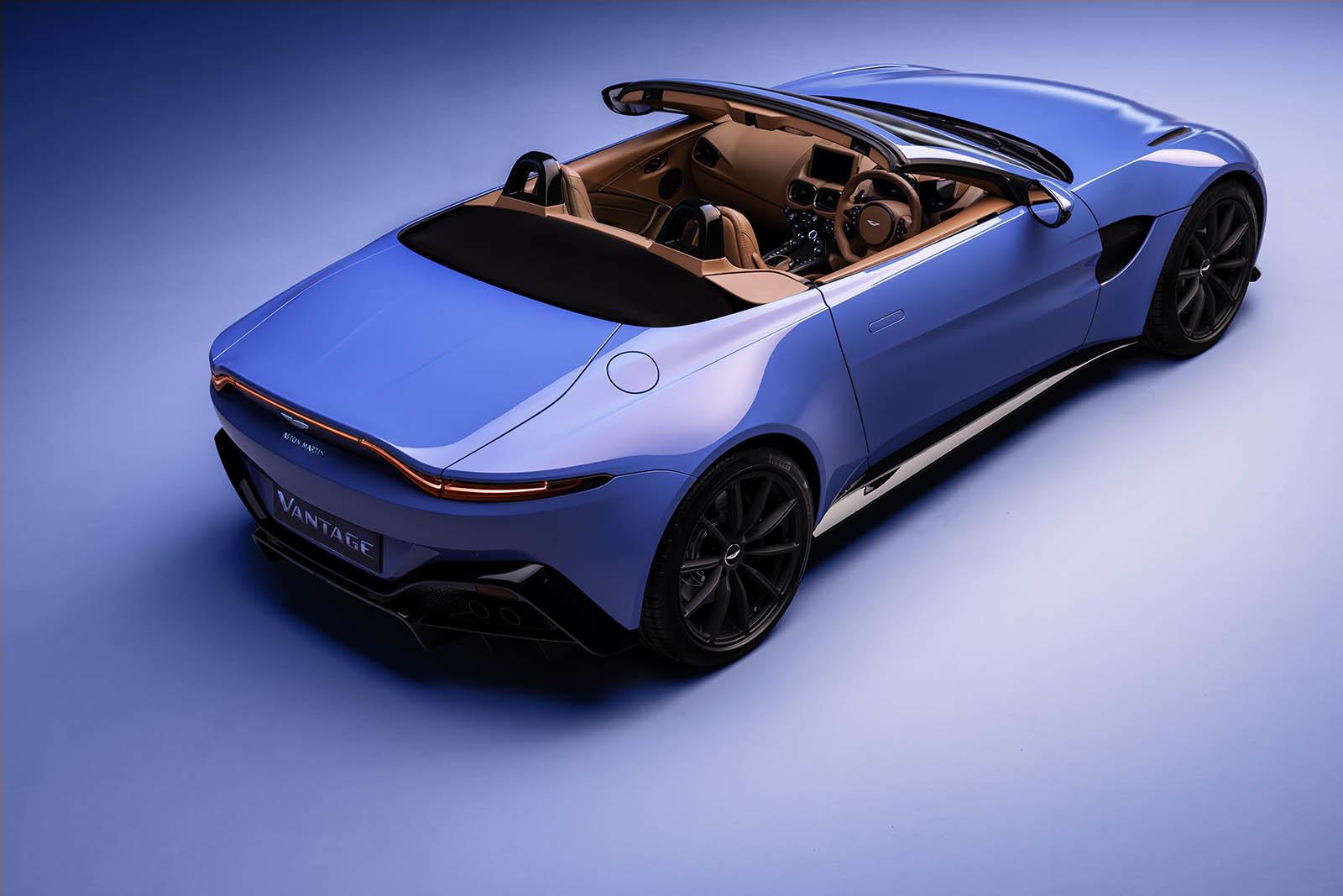 Foto de Aston Martin Vantage Roadster 2020 (7/11)
