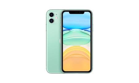 Si te va el verde, tienes el superventas de Apple del año, el iPhone 11 de 64 GB, a precio de ganga en eGlobal, por sólo 636,49 euros