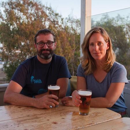 Ashley Sokol Cerveceria Aguamala