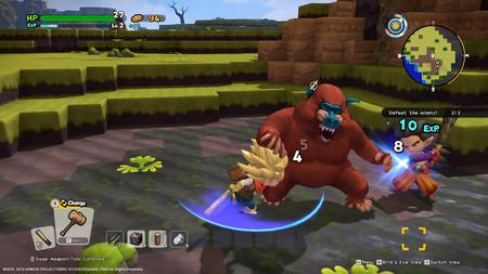 Dragon Quest Builders 2 llevará su espectacular fórmula de construcción a PC en menos de un mes