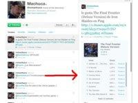 Ping sigue intentándolo: ahora se integra con Twitter