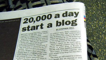 Ya es obligatorio, o casi, tener un blog corporativo en la empresa