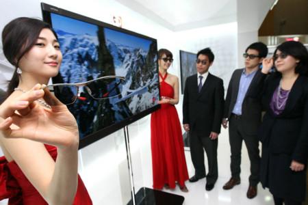 Los televisores con soporte 3D tienden a desaparecer