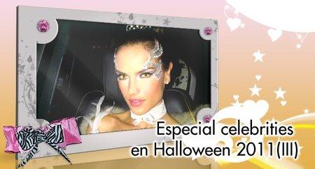 Especial celebrities en Halloween 2011: miedo y muchos disfraces (II)