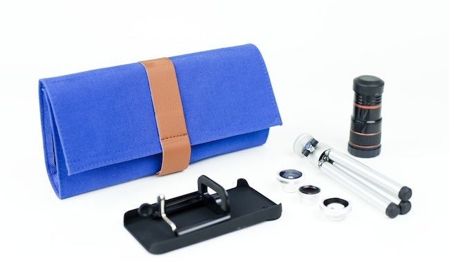 iPhone Lens Wallet