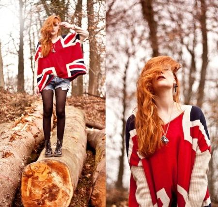 Veo la Union Jack por todos sitios... ¡Ah sí! Que se celebran los juegos olímpicos en Londres