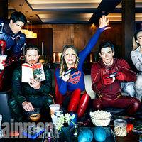Estos son los capítulos que tienes que ver antes del crossover de superhéroes de The CW