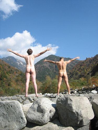 Experiencia nudista para el viajero: onsen japonés (I)