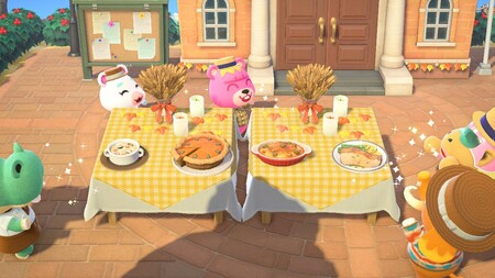 Animal Crossing New Horizons Guia Dia Pavo 02
