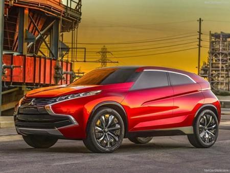 Mitsubishi XR-PHEV Concept, ahora de paseo por el Auto Show de Los Ángeles