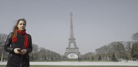 El sueño de un París sin gente se hace realidad en este magnífico vídeo