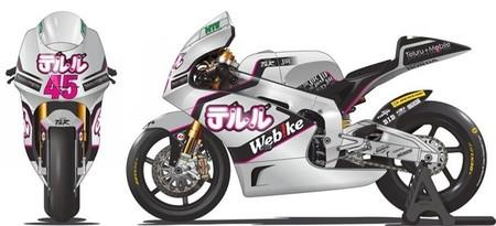 El JiR Team Moto2 nos enseña sus colores 2014 y confirma la renuncia de Kotha Nozane