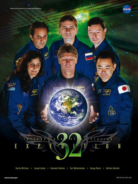 Expedicion 32