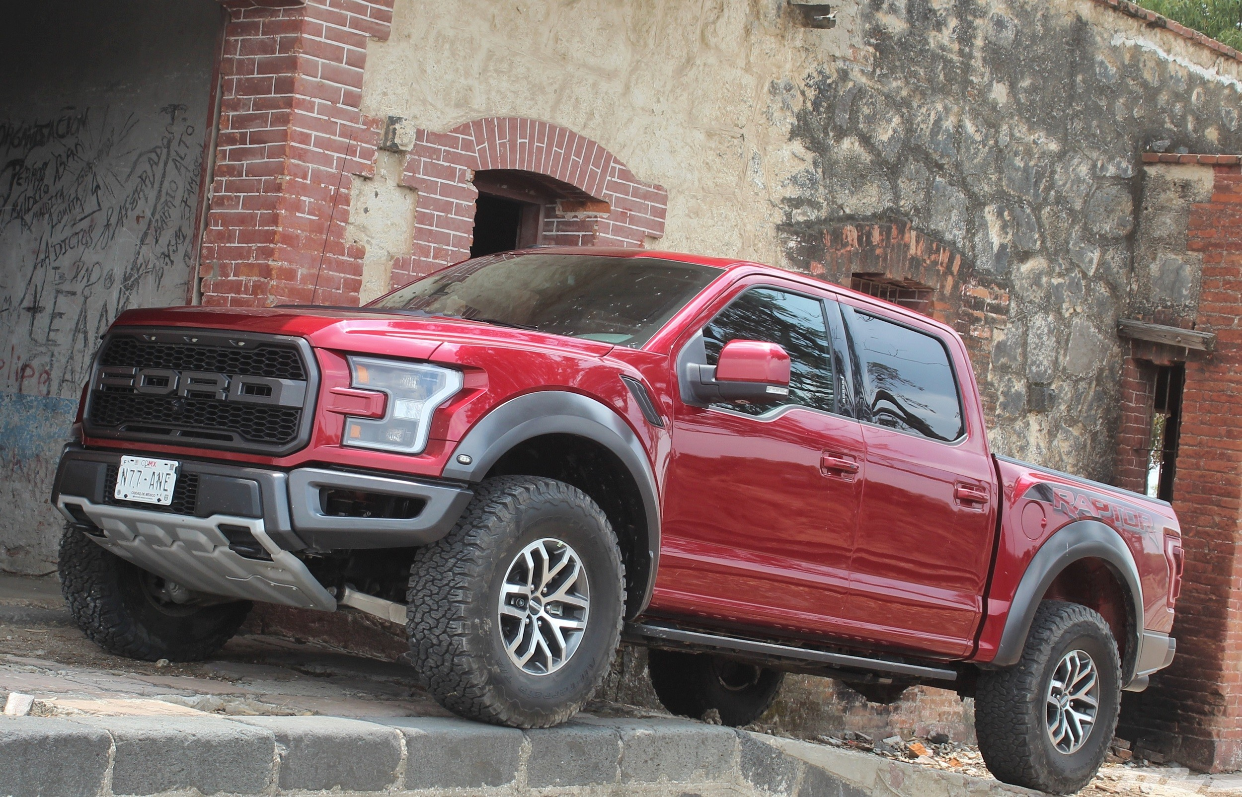 Foto de Ford Raptor (23/44)