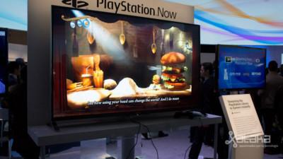 Comienza la beta cerrada de PlayStation Now