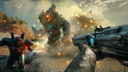 Más caos, más destrucción y más acción para dar y tomar en el nuevo gameplay de RAGE 2 [E3 2018]