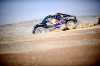 Carlos Sainz fuera del Dakar por problemas de motor