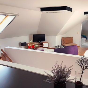 Cinco trucos para agrandar una mini casa sin hacer obras