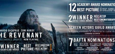 'El renacido (The Revenant)', la película