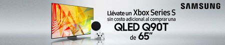 Televisión Samsung 4K de oferta en Amazon México con el Hot Sale 2021