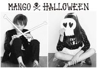 Mango Kids se acuerda de los más pequeños en Halloween