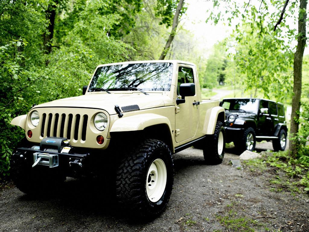 Foto de Jeep Wrangler JT Concept (8/33)