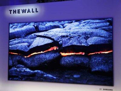 MicroLED, la tecnología con la que Samsung se acerca a los OLED y esta enorme pantalla modular de 146 pulgadas la estrena