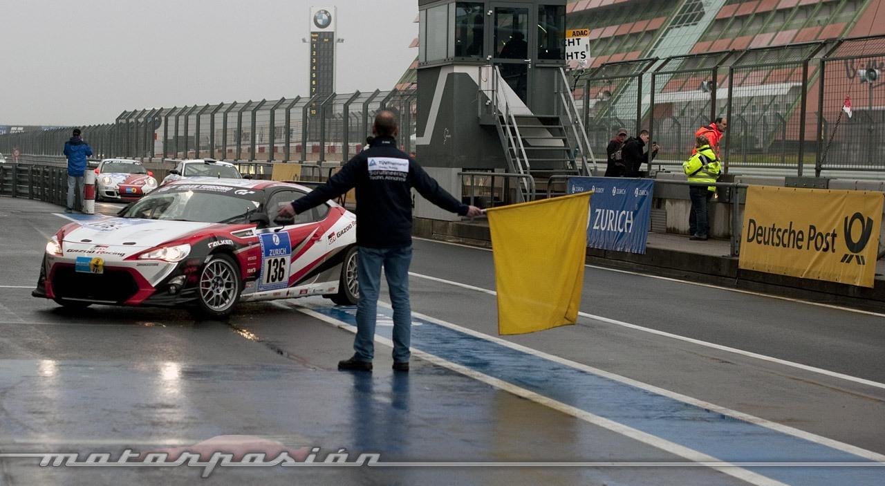 Foto de La increíble experiencia de las 24 Horas de Nürburgring (7/114)