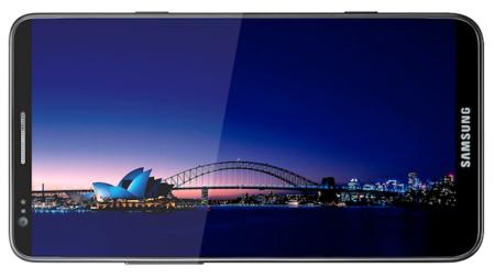 Samsung Galaxy SIII podría tener 4,8 pulgadas y carcasa cerámica