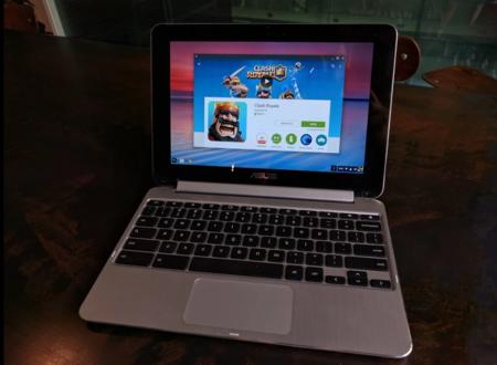 La espera terminó, aplicaciones Android aterrizan en ChromeOS