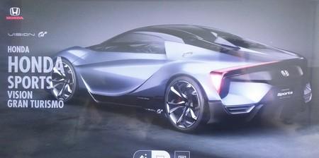 Honda Sports Vision Gt Filtrado