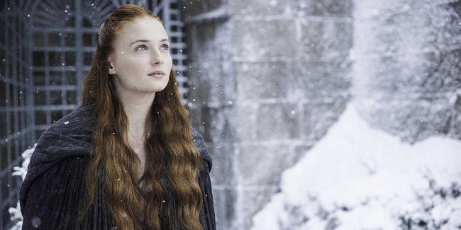 Game Of Thrones Sansa Stark Sophie Turner 1