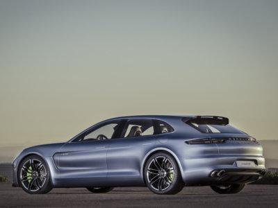 Es oficial, la próxima generación de Porsche Panamera tendrá una variante break