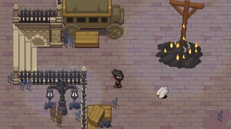 La ciudad de Yharnam de Bloodborne cobra un nuevo sentido bajo esta apariencia a lo Zelda. Y además es gratis