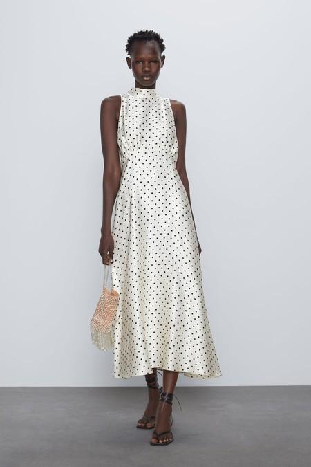 Vestido Zara Lunares 1