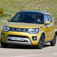 El nuevo Suzuki Ignis es un pequeño crossover mild hybrid, con etiqueta ECO y desde 16.125 euros