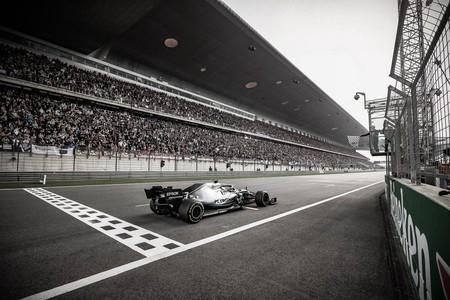 Valtteri Bottas China Formula1 2019