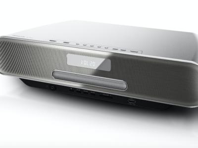 Panasonic SC-RS52, un reproductor de CDs con memoria de 4GB para almacenar tu colección de compactos