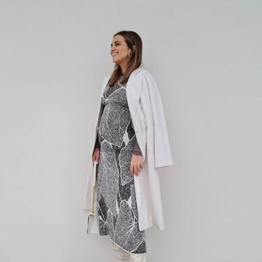 Paula Echevarría se apunta a la tendencia de las botas blancas en su último look de invierno. Puedes copiarla con estos modelos
