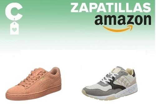 Chollos en tallas sueltas de zapatillas Kappa, New Balance y Puma por menos de 40 euros en Amazon