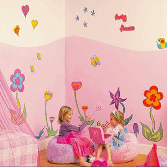 Vinilos decorativos de imaginarium para la habitaci n infantil for Pegatinas habitacion infantil