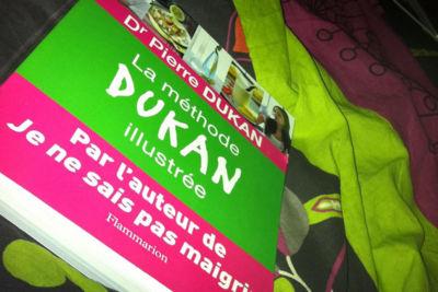 La experiencia de seguir la dieta Dukan. Un caso real